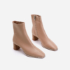 Square toe boots - Jackie 58 leather boots